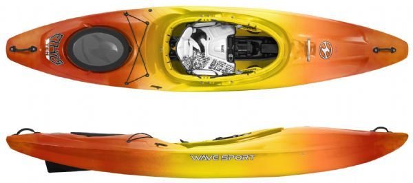 Wave Sport Ethos 10 Crossover Kayak | Review and Buy Online